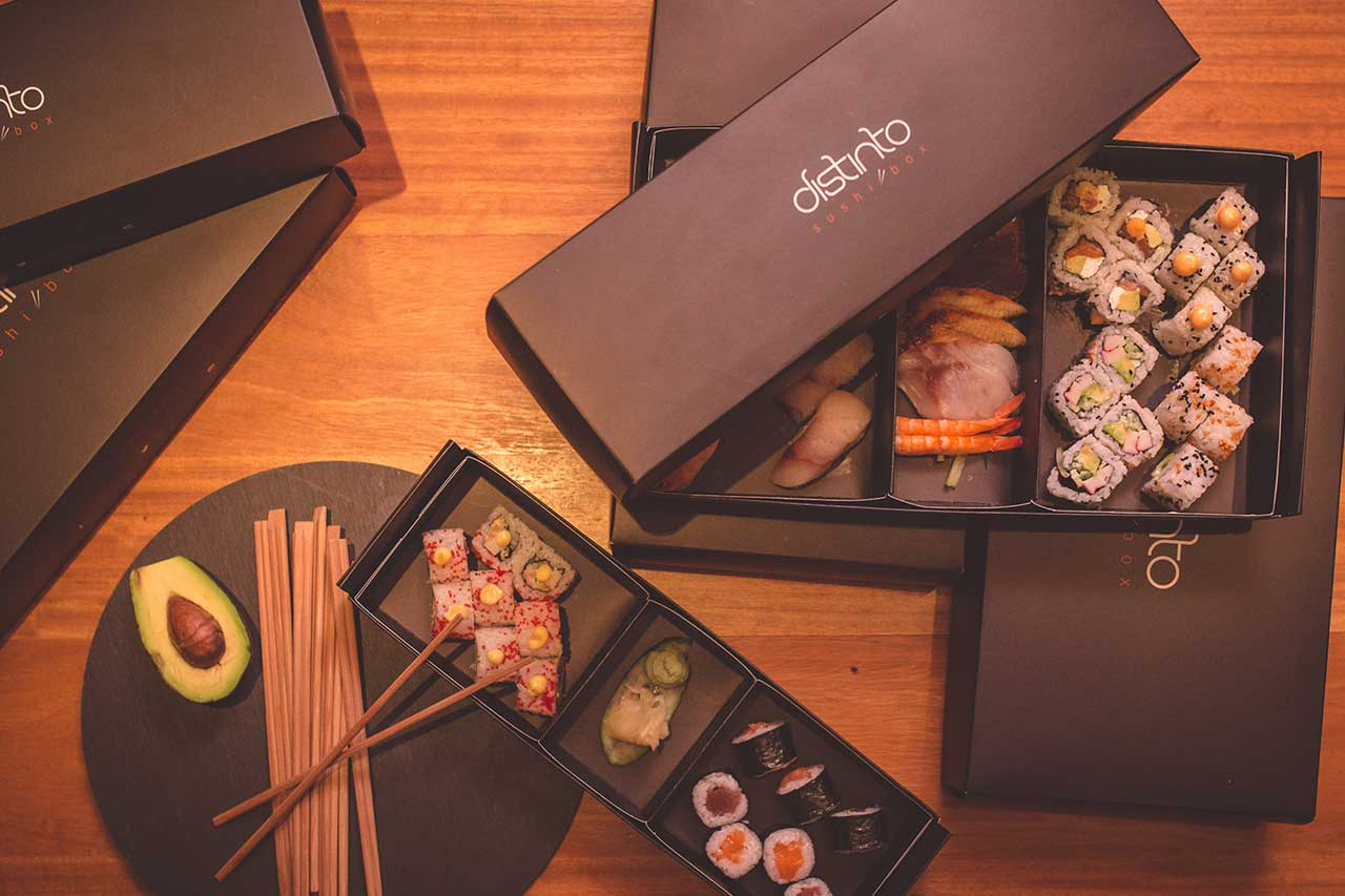 Distinto Sushi Takeaway