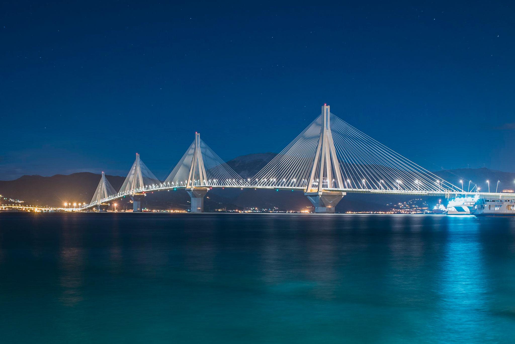 Distinto Rio bridge